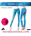 Legging Push Up JEANS Marie Claire 4549
